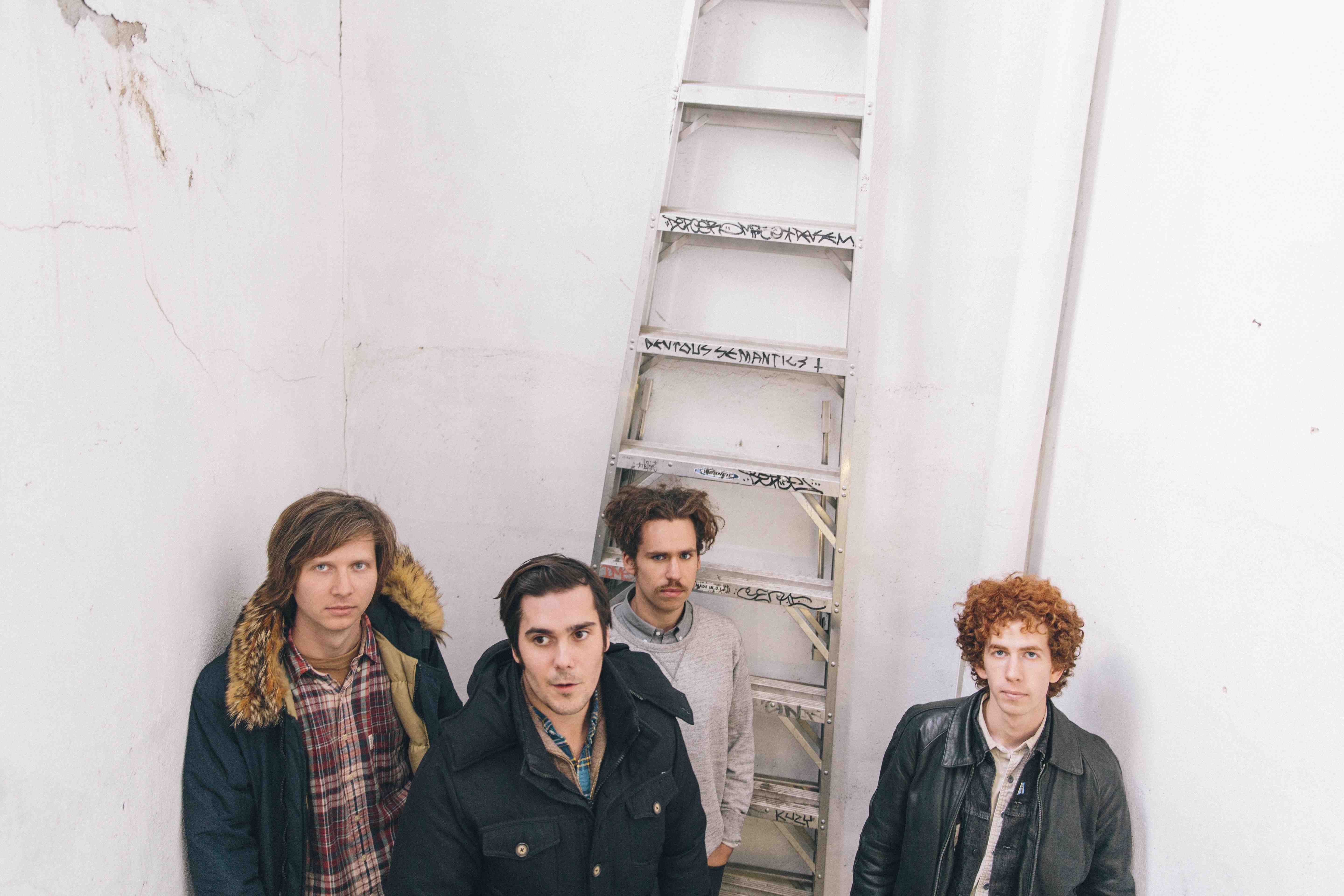 Parquet Courts Us At Meetfactory On October 19