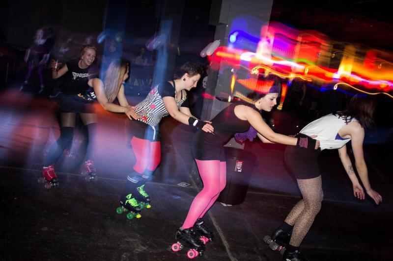 MeetFactory - Music - Poxxoxo Roller Skate Disco 032773e5f69